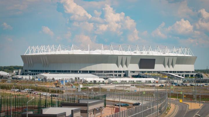 В день матча ФК «Ростов» — «Ахмат» возле нового стадиона откроют бесплатную парковку