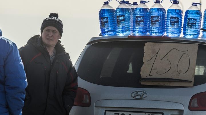 «Такая грязюка — вообще классно!»: на улицах начали нелегально продавать ядовитую синюю жидкость