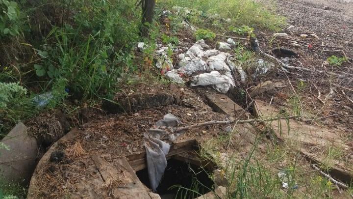 Спустя полгода после Универсиады на Николаевской сопке остается строительный мусор