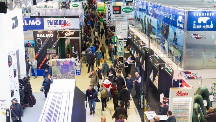 Выставка для любителей охоты, рыбалки и активного отдыха пройдет в Екатеринбурге