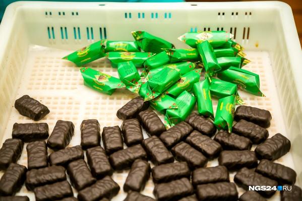 Шоколадные конфеты в приоритете у экспертов