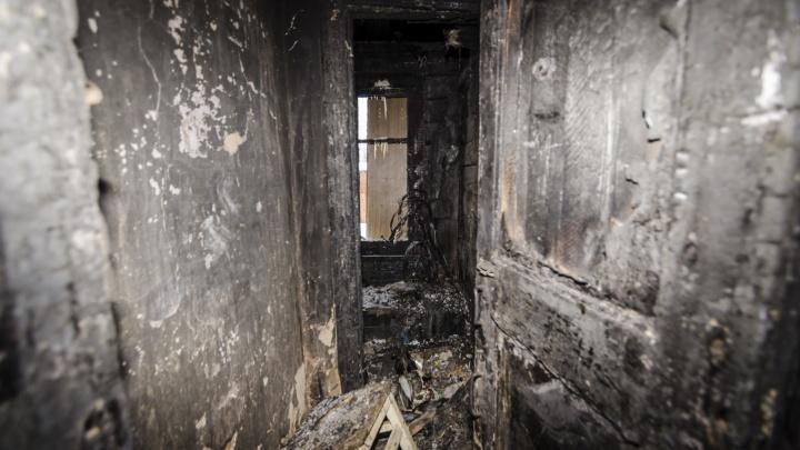 В Поморье за сутки два человека погибли в огне