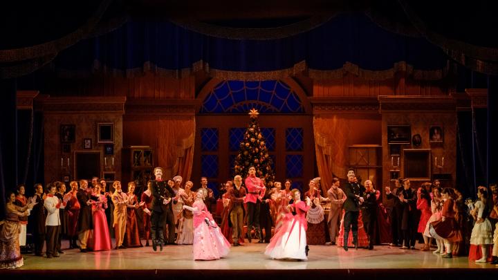 Накануне нового года омичи увидят балет «Щелкунчик»