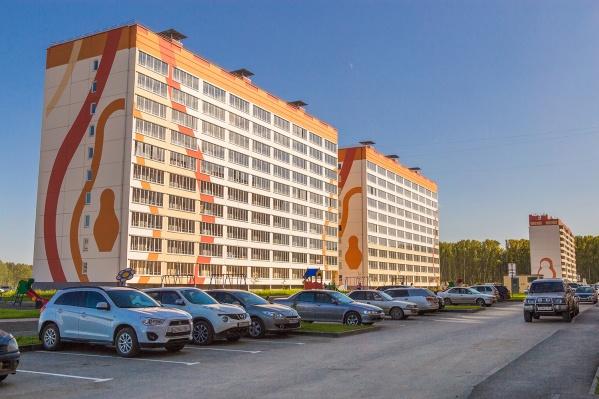 В жилмассиве «Матрёшкин двор» за последние годы построили 20 домов — теперь будет и школа