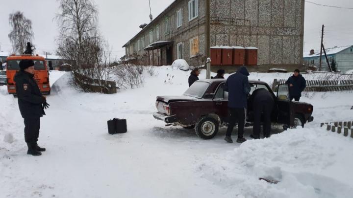 Подростка из Холмогорского района подозревают в применении насилия к полицейскому