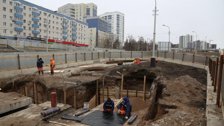 Через «Салаватку» под землей: в Уфе к осени появятся два новых подземных перехода