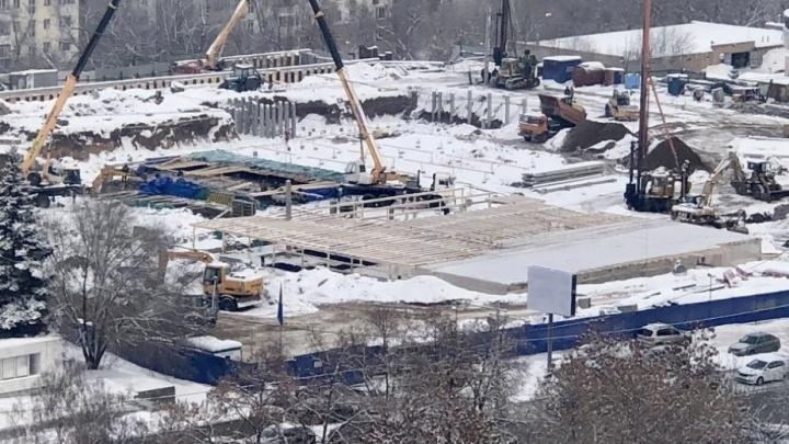 Чиновники засомневались в адекватности цены строительства дворца спорта на Молодогвардейской