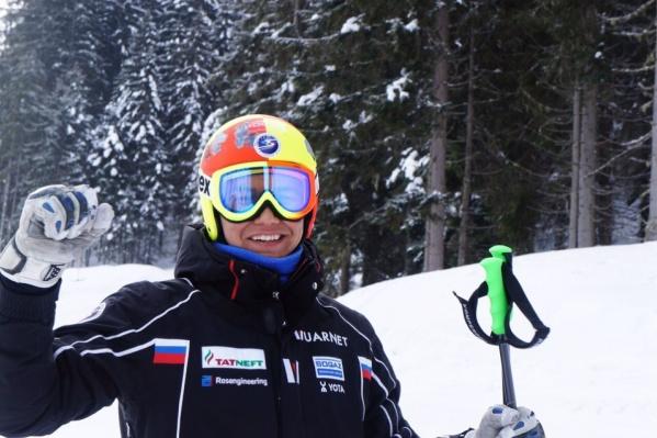 Сергей Майтаков стал третьим на чемпионате России