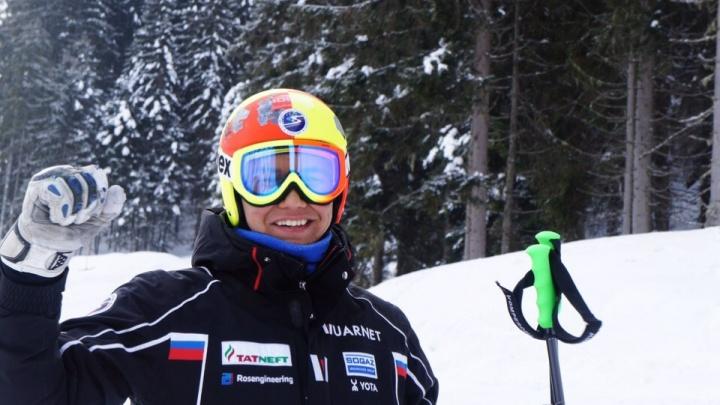 Новосибирский спортсмен завоевал две бронзовые медали на чемпионате России по горнолыжному спорту