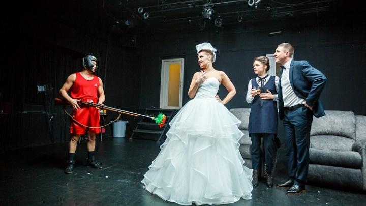 Спектакль Волковского театра номинировали на «Золотую Маску» в шести номинациях