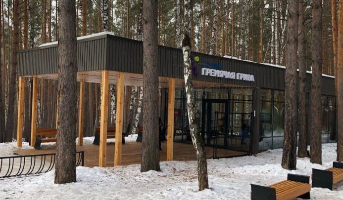 Красноярцев просят ехать в новый парк у СФУ на автобусах из-за нехватки мест на парковках