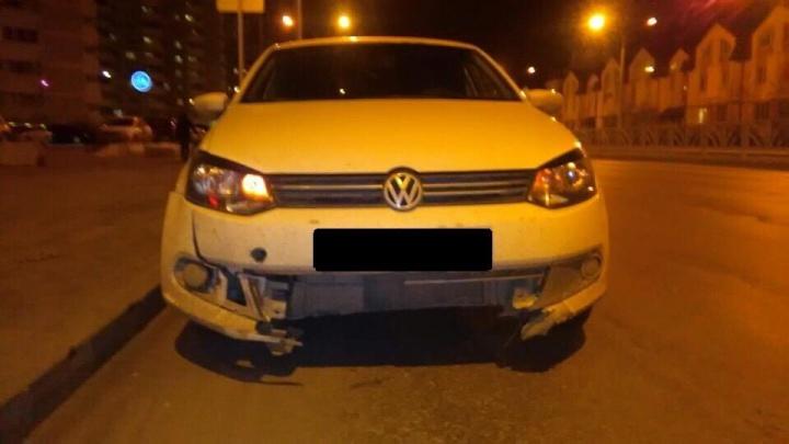 Читатели E1.RU спасли собаку, которую на Краснолесья сбил водитель «Яндекс.Такси»