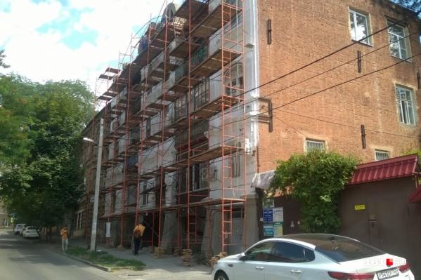 В программу капитального ремонта включены почти 19 тысяч домов