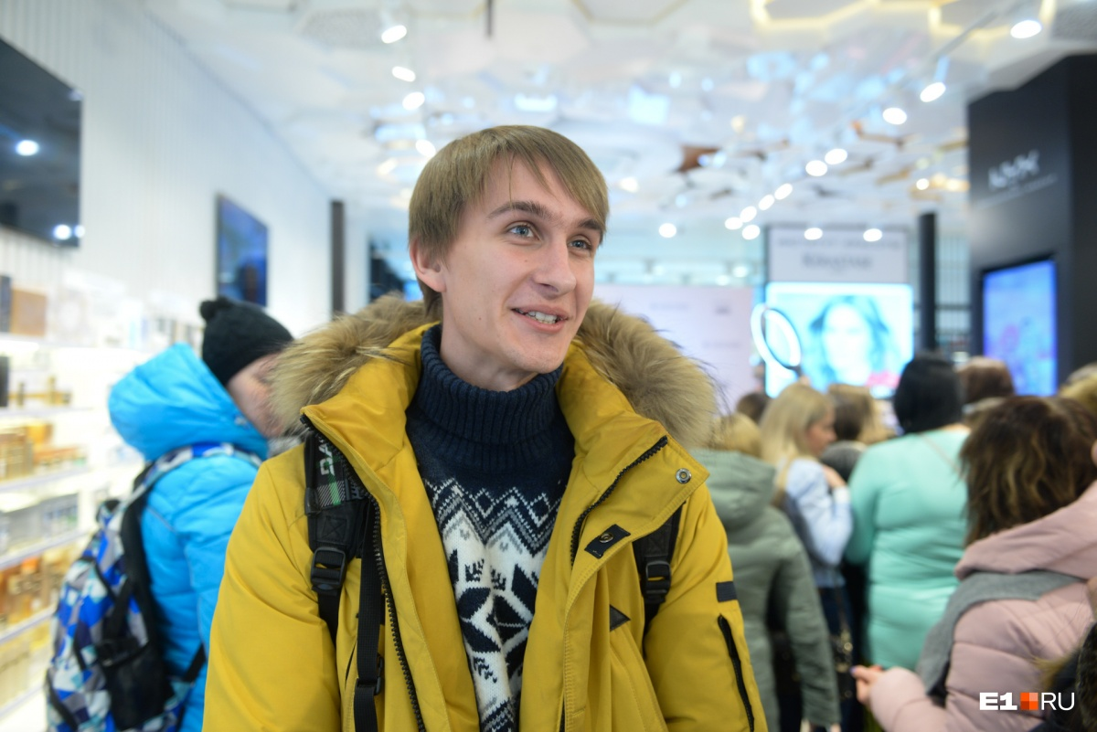 Среди фанатов певицы — студент физтехаКостя Северин