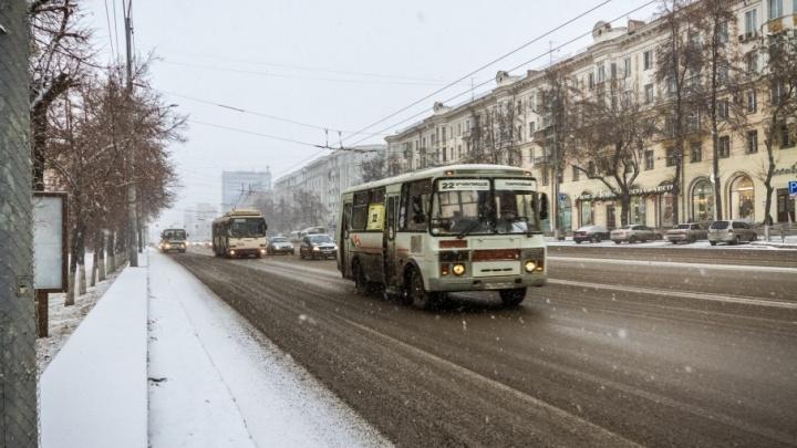 Челябинские транспортники назвали время запуска эвакуатора для нелегальных маршруток