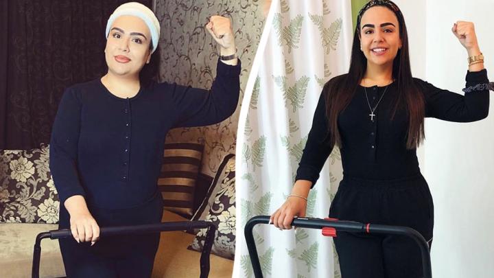 Ишимский блогер-миллионник Софа Броян скинула 95 килограммов (сравниваем «до» и «после»)
