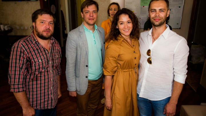 В театр «Красный факел» пришли пять новых актёров