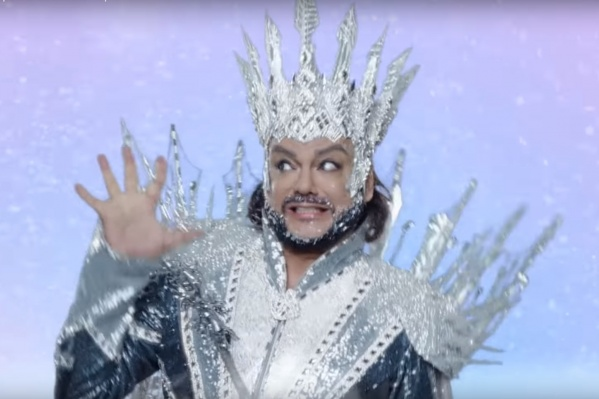 Песня Филиппа Киркорова для рекламы лекарства возмутила депутата-врача