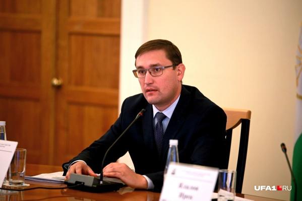 Камиль Юлаев работал в мэрии с 2014 года