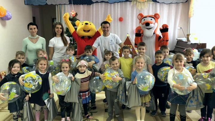 Молодежь «ЕвроХима» подарила праздник котельниковцам