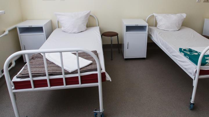 В Волгограде готовят палаты для возможных пациентов с коронавирусом