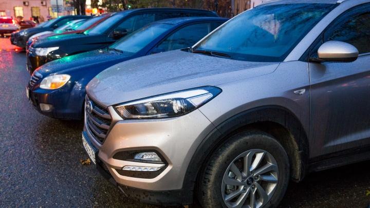В Ярославской области женщина исцарапала машину другой автовладелицы