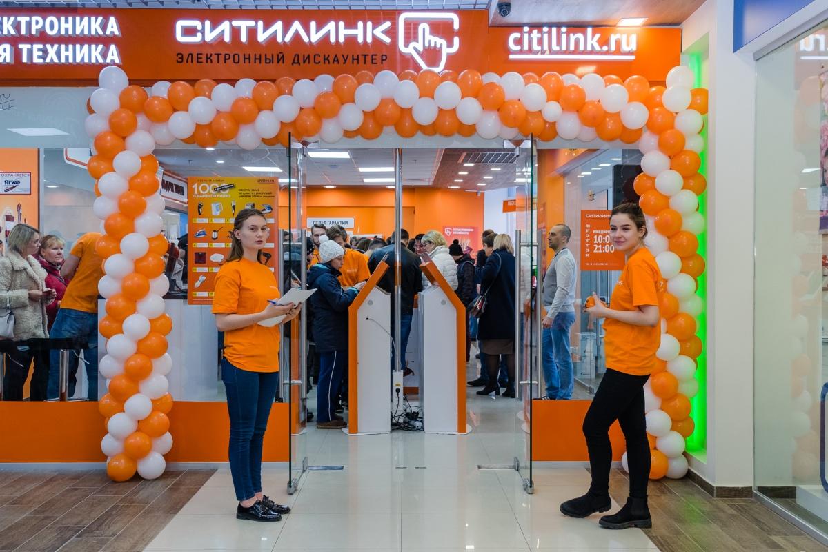 Выгодно, удобно, рядом: в Перми состоялось праздничное открытие нового магазина «Ситилинк»
