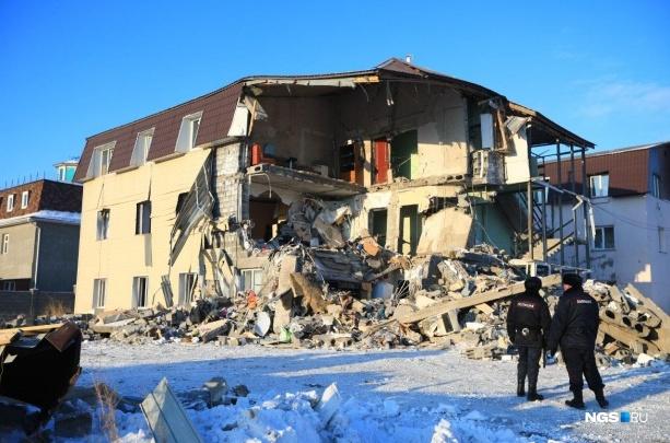 Собственника рухнувшего дома на Кандагарской обвинили в крупном мошенничестве
