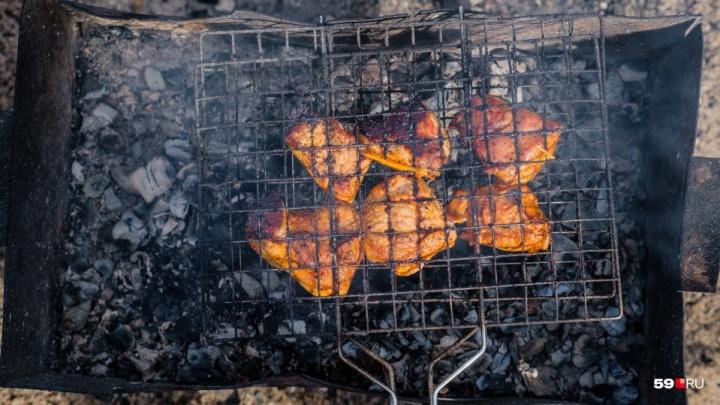 В Прикамье 11-летняя девочка получила серьезные ожоги из-за вспышки в мангале