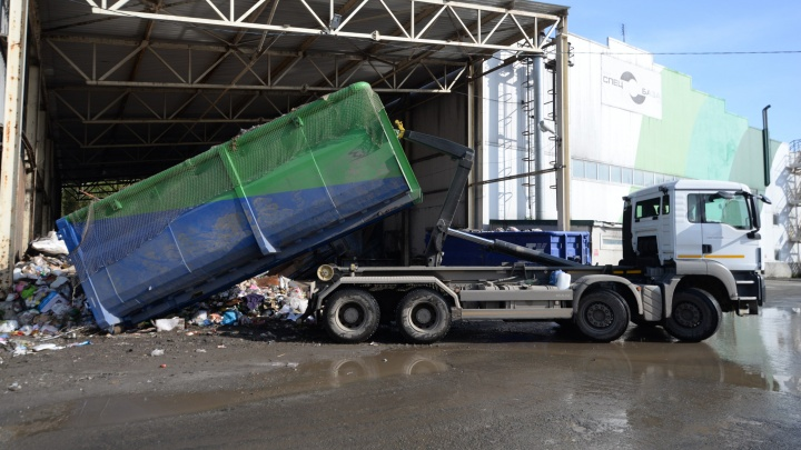 Широкореченский снова в деле: в «Спецавтобазе» придумали, как снизить тарифы на мусор