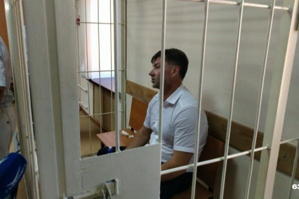 Дмитрий Сазонов в СИЗО находится с лета 2018 года