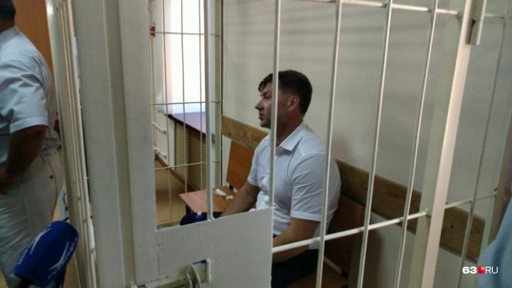 Экс-сотруднику Росгвардии Дмитрию Сазонову продлили арест на два месяца