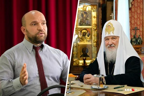 Патриарх Кирилл приедет в Ростов в честь завершения реставрации собора Рождества Пресвятой Богородицы