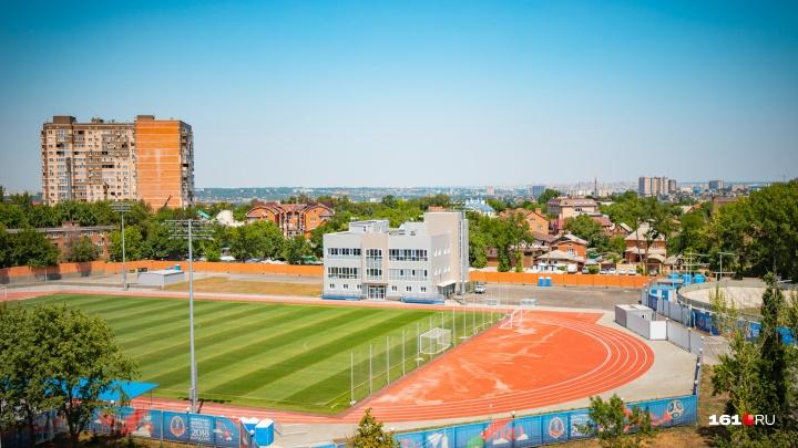 Миллионы на газоны: на трех стадионах в Ростовской области поменяют покрытие