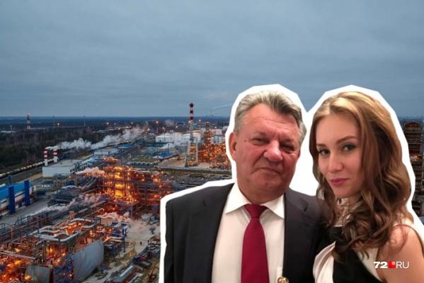 69-летний Геннадий Лисовиченко с супругой Ксенией