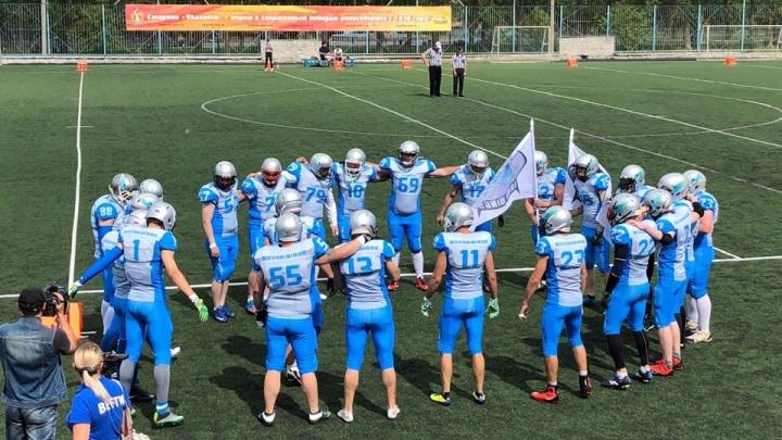 Тоже футбол: новосибирские «Железные крылья» победили томских «Воинов»