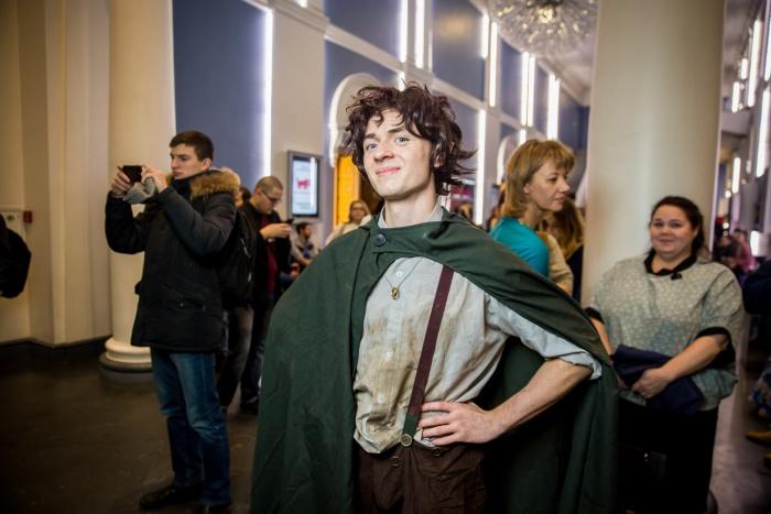 Фродо в короткометражке сыграл новосибирец Дмитрий Полеев