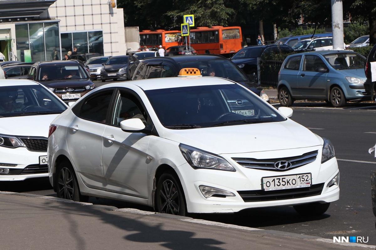 Только 360 такси будут допущены кстадиону «Нижний Новгород» вовремяЧМ