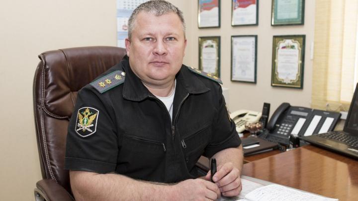 «Оставляю частичку своей души»: главный пристав Ярославской области ушёл с поста