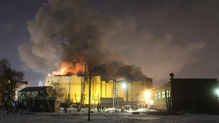 Причиной пожара в торговом центре в Кемерово стал поджог