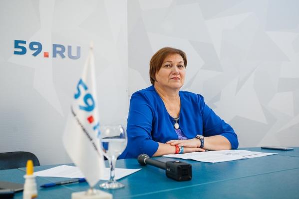 Татьяна Букина помогла разобраться в механизме пенсионной реформы