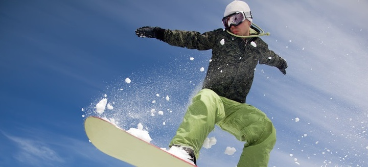 «Европа Плюс Екатеринбург» подарит слушателям сноуборды