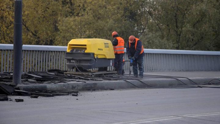 Юбилейный мост пообещали открыть к августу
