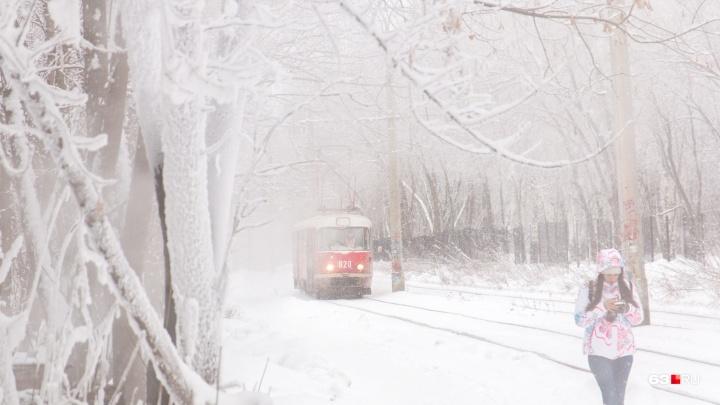 До «Самара Арены» пустят новый трамвай
