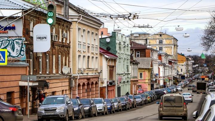 История одной улицы: гуляем по мостику между прошлым и настоящим — улице Алексеевской