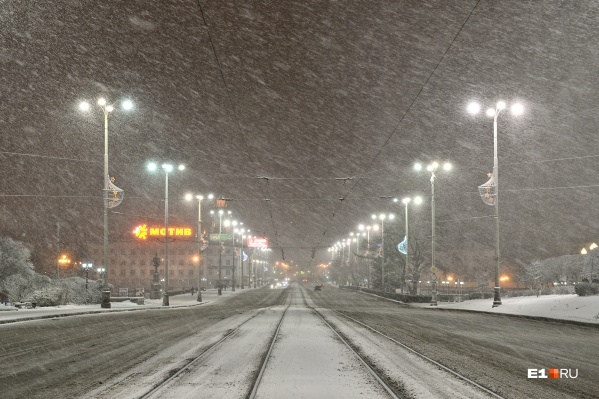 В ближайшие дни нас ждут снегопады