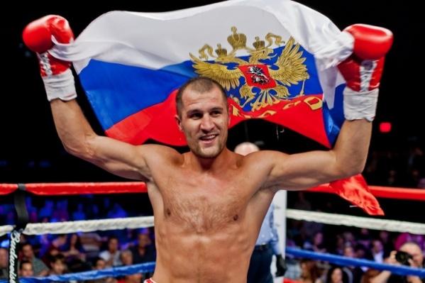 Сергей Ковалёв одержал множество побед на ринге за рубежом, но перед родной публикой почти не выступал