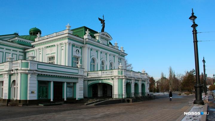 Бывший министр культуры области заявил, что исторический центр Омска может затопить