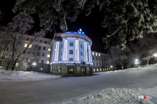 Без электричества рискуют остаться все здания университета