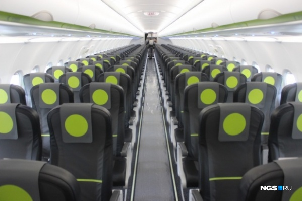 В расписании на сайте Толмачёво сообщается, что летать в Тель-Авив пассажиры будут наавиалайнерах Airbus